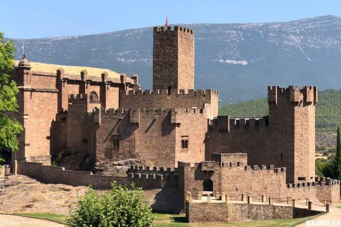 Castillo de Javier, qué ver cerca de Pamplona