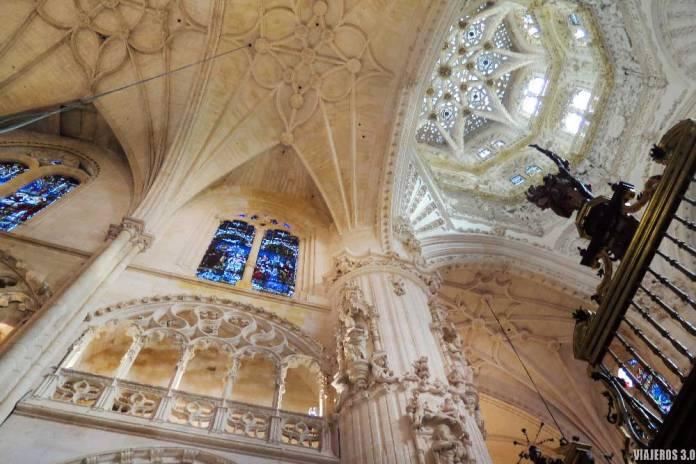 cimborrio, visitar la catedral de Burgos gratis