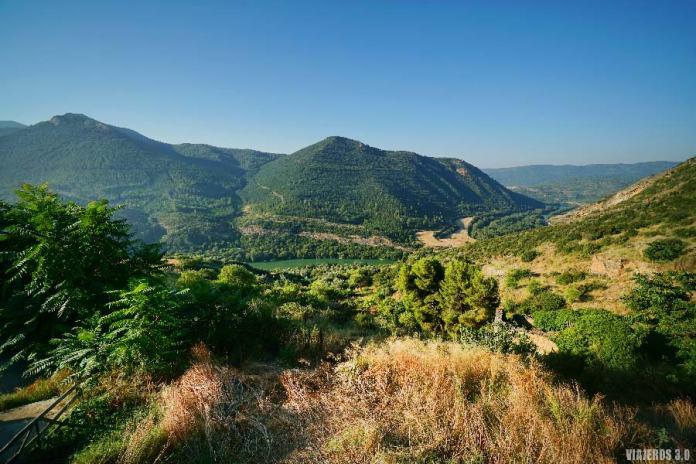 Desfiladero del río Aragón, qué ver en Gallipienzo.