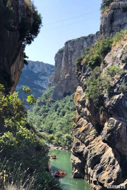 Ruta por la Foz de Lumbier, Navarra