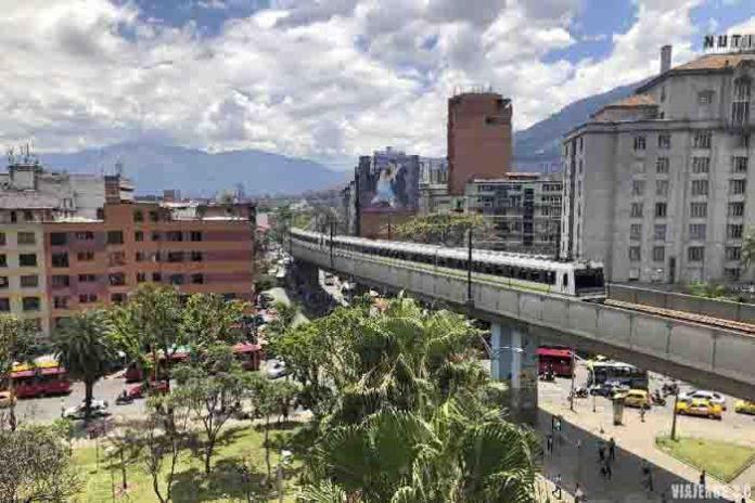 Metro, que hacer y que ver en Medellín