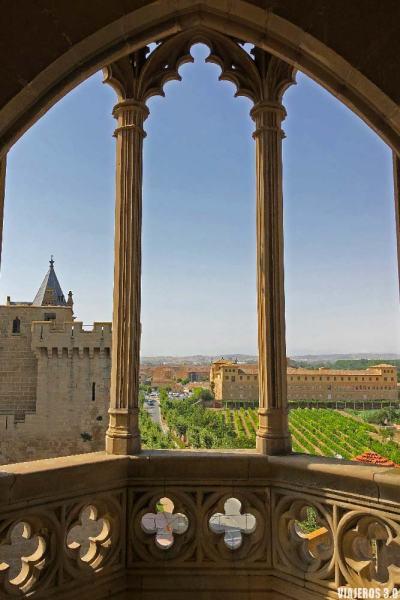Palacio Real de Olite, qué ver cerca de Pamplona