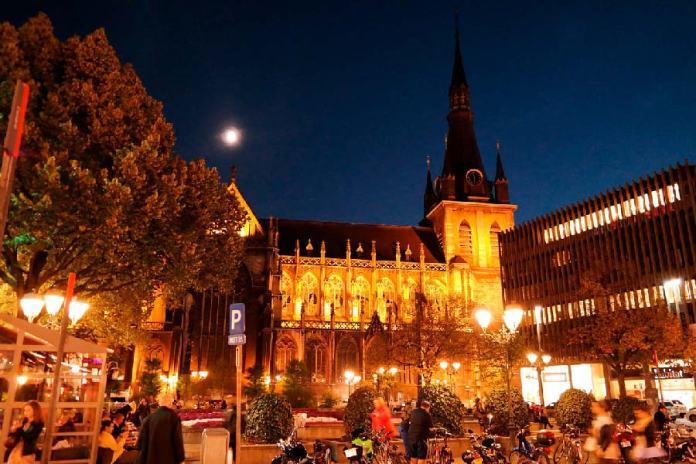 Lieja, los mejores mercados navideños de Bélgica