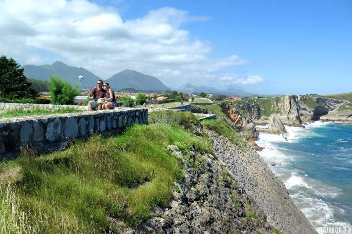 Paseo de San Pedro, que ver en Llanes