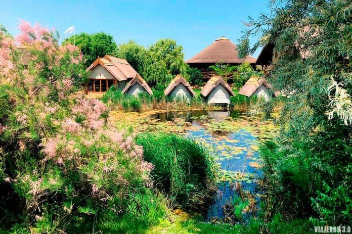 Alojamiento en el Delta del Danubio