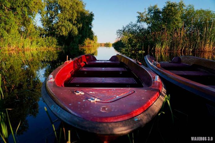 Paseos en barca, que ver en el Delta del Danubio