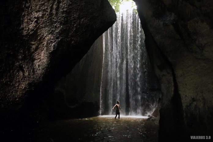 Cascadas, qué ver en Bali en una semana