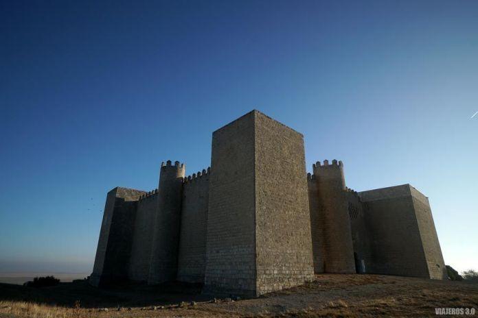 Castillo de Villafuerte, ruta por los castillos de Valladolid.