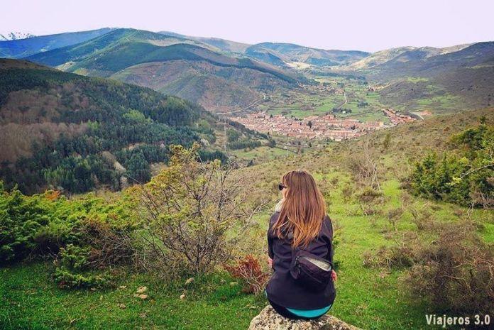 Ezcaray, ruta al pico San Lorenzo