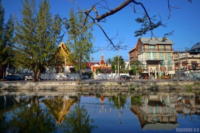 15 días en Tailandia, calles de Chiang Mai
