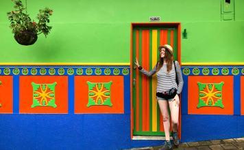 Callejuelas, qué hacer en Guatapé y la Piedra del Peñol