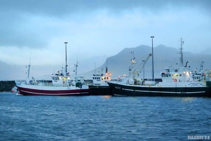 Olaksvik, que ver en la península de Snaefellsnes