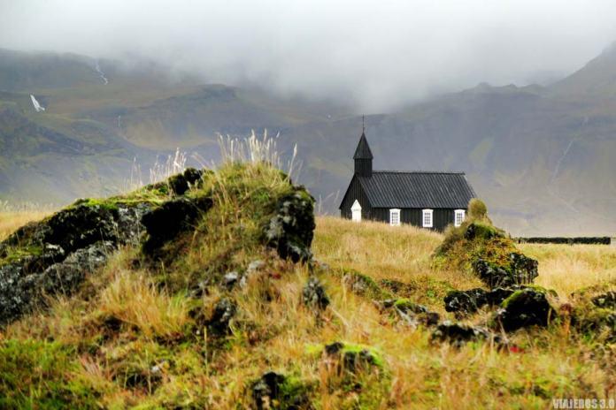 Búðakirkja, una visita imprescindible en Snaefellsnes