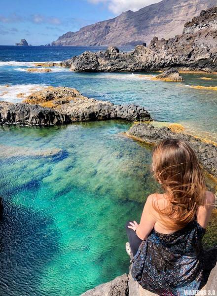 Charco de los Sargos, Las mejores piscinas naturales y playas de El Hierro