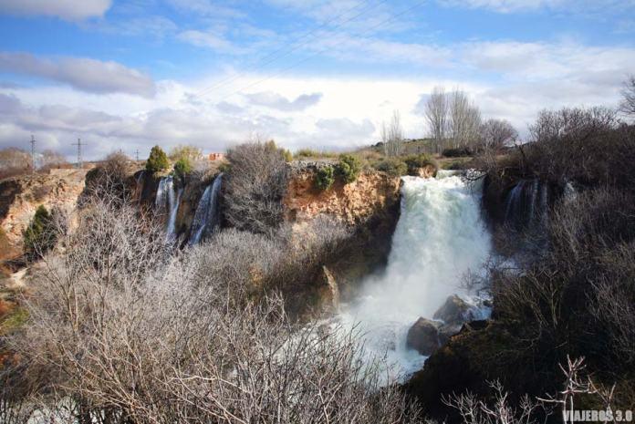 Cascada el Hundimiento, qué ver en las Lagunas de Ruidera