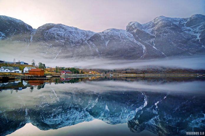 Qué ver en Eidfjord en los Fiordos Noruegos