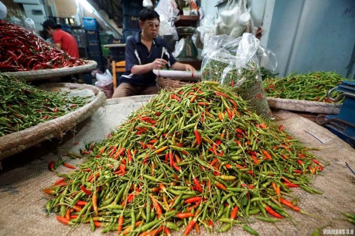 Mercado de las flores, qué hacer en Bangkok en 3 días
