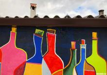 Ruta por los murales de Tubilla del Lago