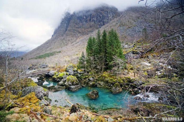 Parque Nacional de Folgefonna, fiordo de Hardanger