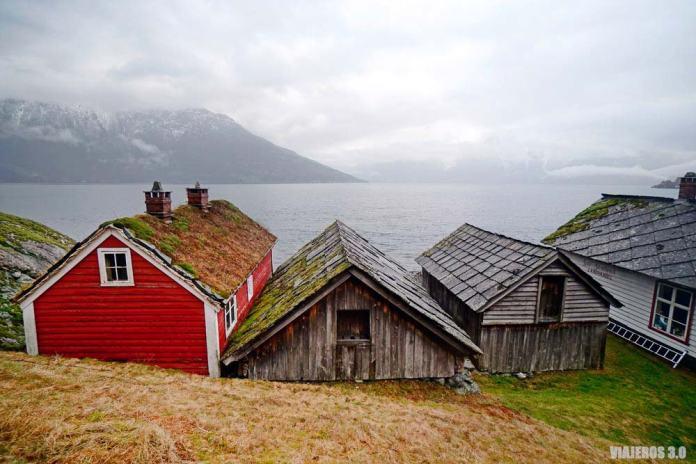 Hardanger Folk Museum, ruta por el fiordo de Hardanger