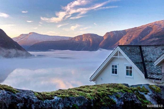 Eidfjord, ruta por el fiordo de Hardanger