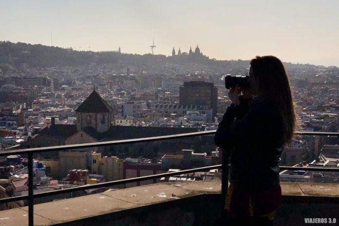 Los 12 mejores miradores de Barcelona