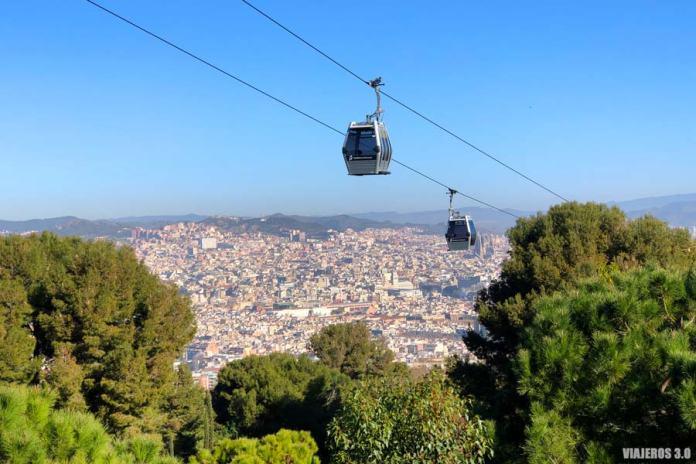 Montjuic, los mejores miradores de Barcelona