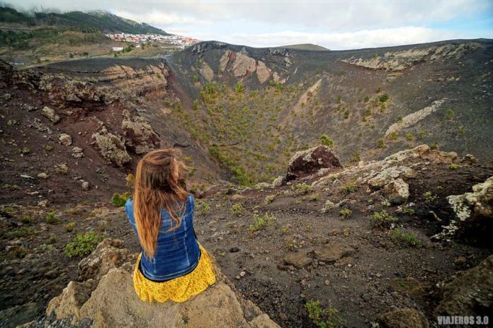 Lugares que ver en La Palma, volcán de San Antonio