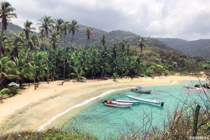El Tayrona, qué ver cerca de Santa Marta