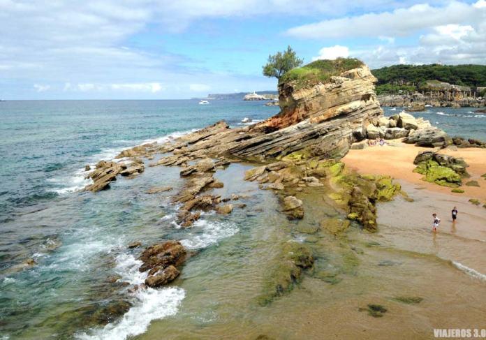 Playa del Camello, las mejores playas de Santander