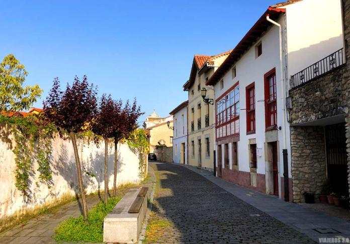 Centro histórico de Colombres