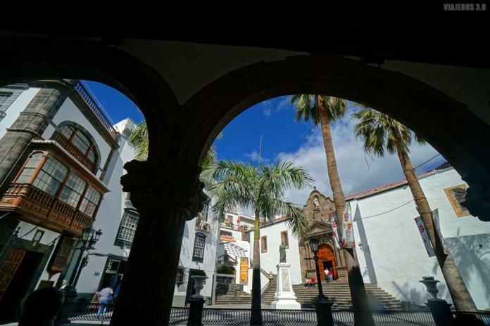 Lugares que ver en Santa Cruz de La Palma.