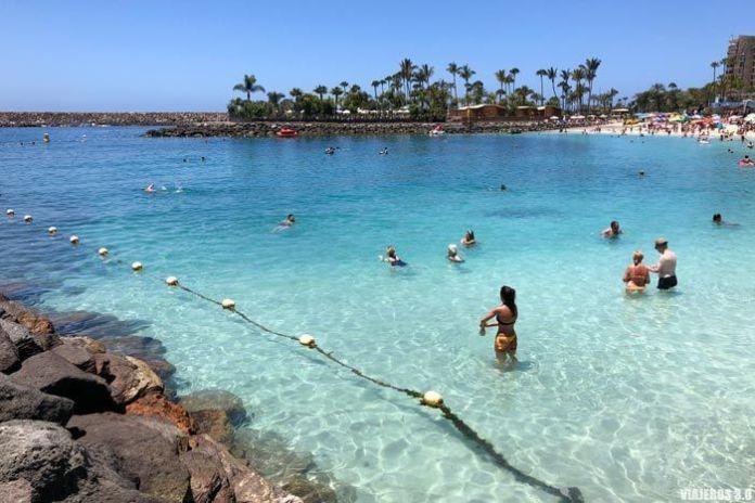 Anfi del Mar, las mejores playas que ver en Gran Canaria