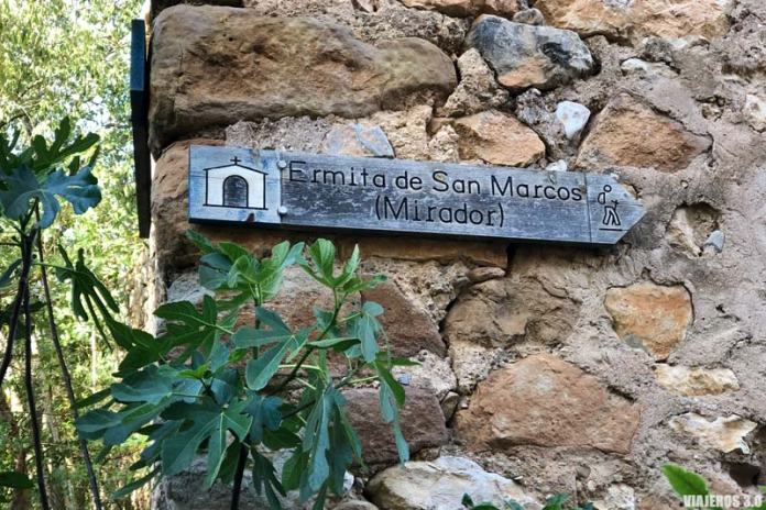 Ermita de San Marcos en Finestres.