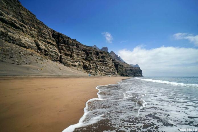 Playa de Güi Güi en Gran Canaria