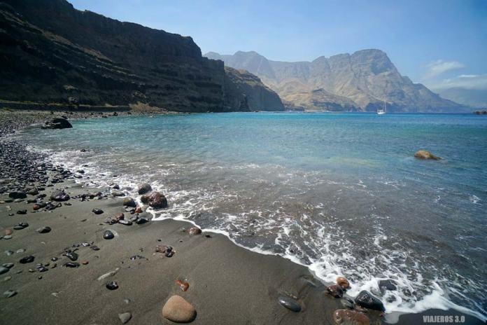Puerto de las nieves, las mejores playas de Gran Canaria