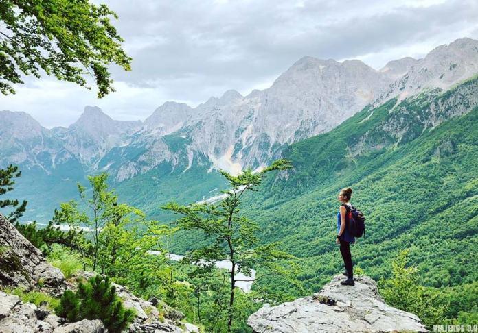 Ruta de Valbona a Theth, trekking por los Alpes albaneses