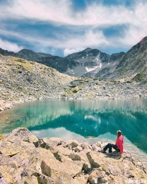 Los siete lagos de Rila en Bulgaria