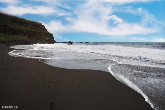 Playa El Bollullo, playas de Tenerife