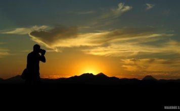 Atardecer que ver en la Montaña Palentina.