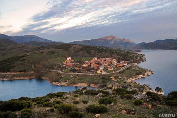 Mirador de Alba, ruta por los pantanos de la Montaña Palentina