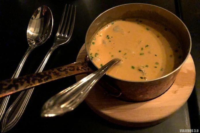 Sopas, gastronomía de Noruega