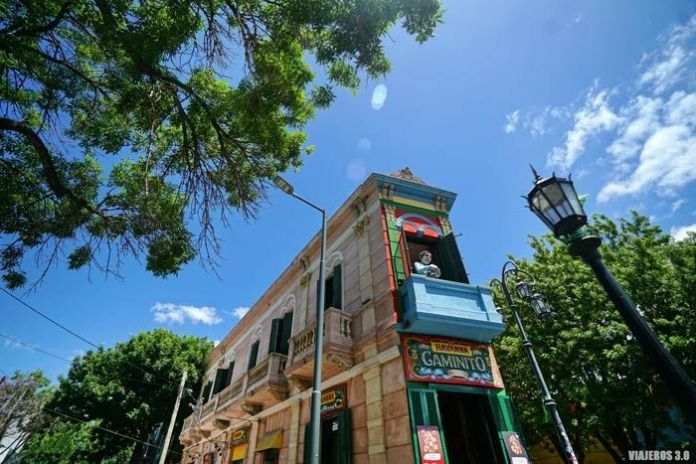 La Boca, free tours por Buenos Aires