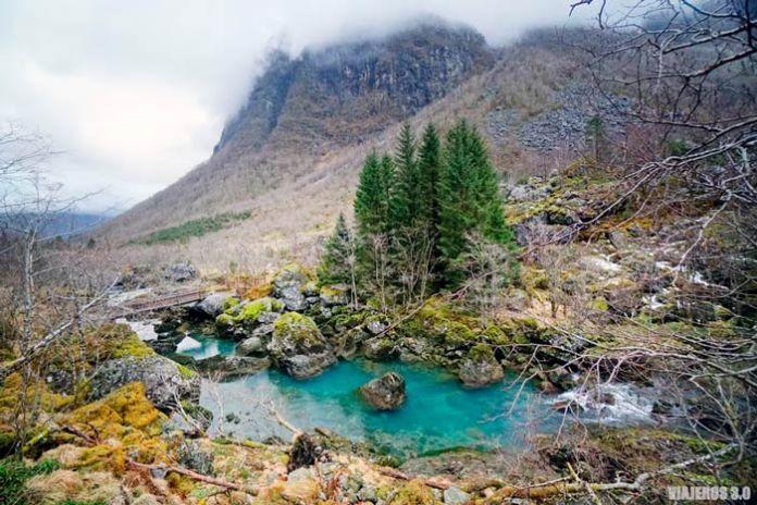 Parque Nacional de Folgefonna.