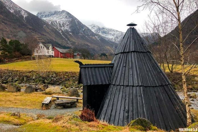 Rosendal, fiordos noruegos