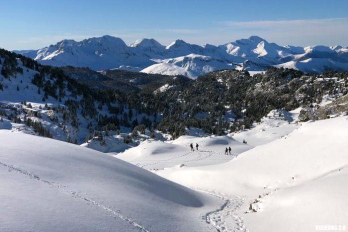 Valle de la Contienda en Navarra
