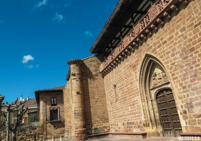 Iglesia de Santa María la Mayor, qué hacer y qué ver en Ezcaray