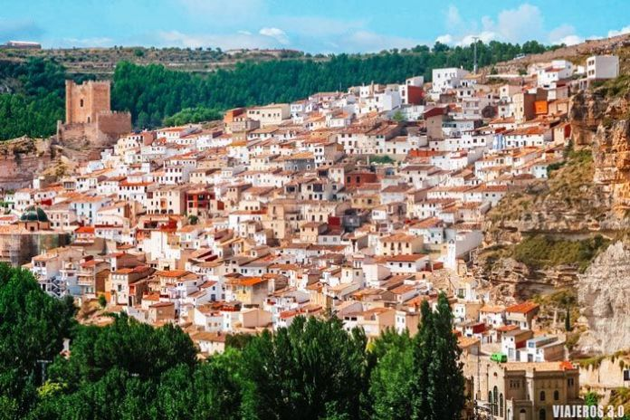 Miradores que ver en Alcalá del Júcar.
