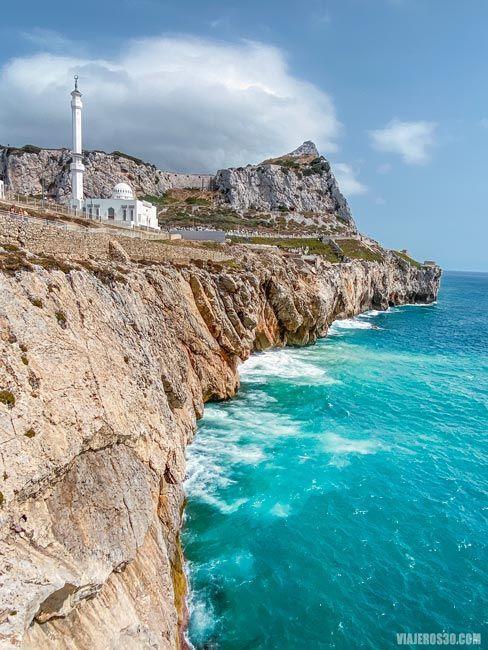 Mezquita en Gibraltar
