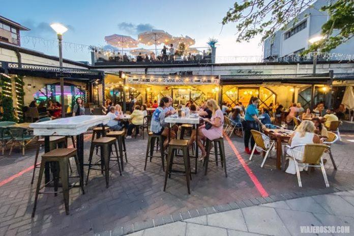 Restaurantes en Gibraltar.